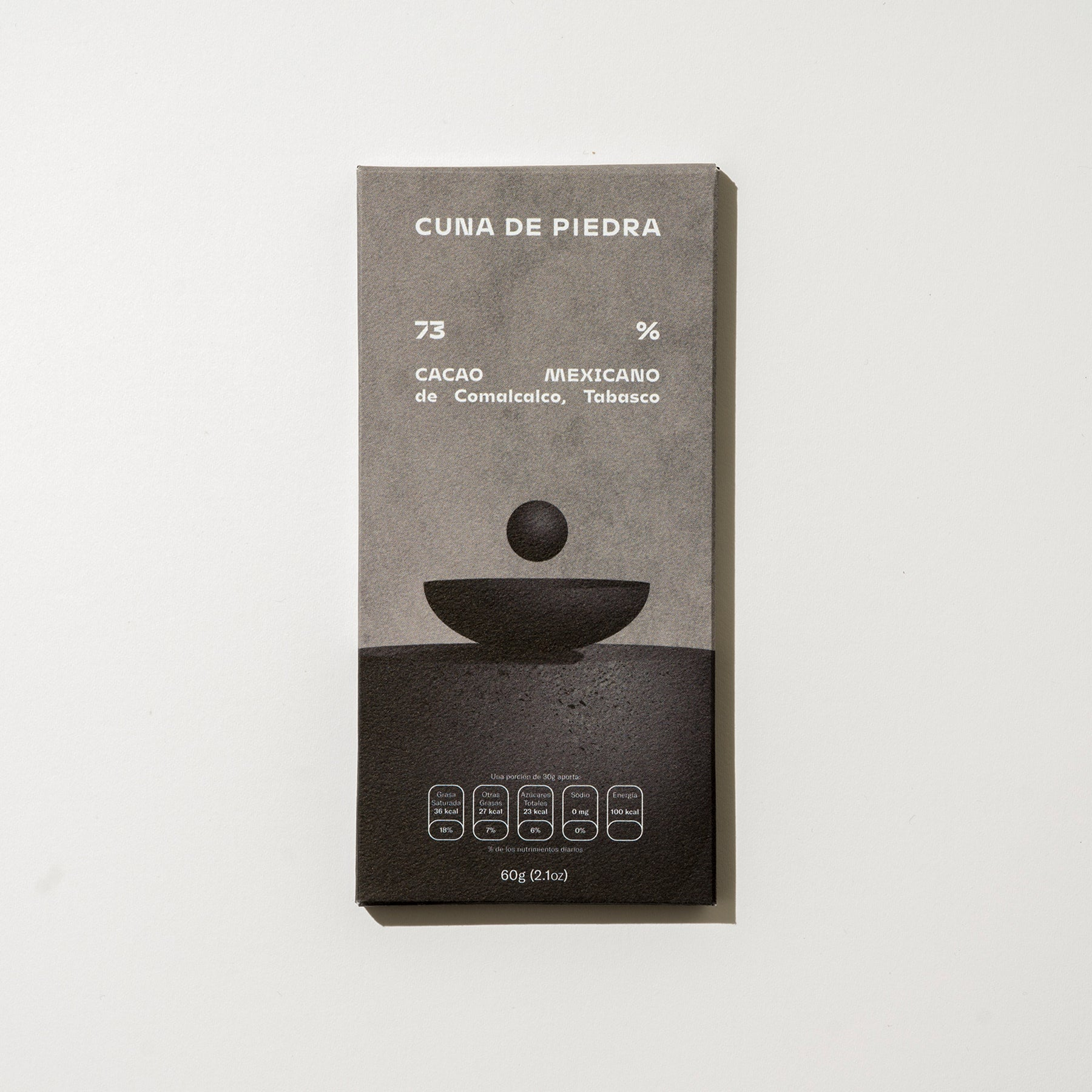 73% MEXICAN CACAO from Comalcalco, Tabasco