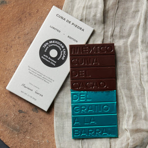 73% MEXICAN CACAO from Comalcalco Tabasco with Smoked Heirloom Chile