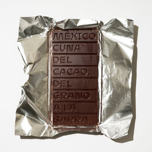 73% MEXICAN CACAO from Comalcalco, Tabasco with Ancient Spring Salt