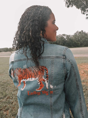 Easy Tiger Denim Jacket