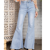 East Coast Light Flare Jeans