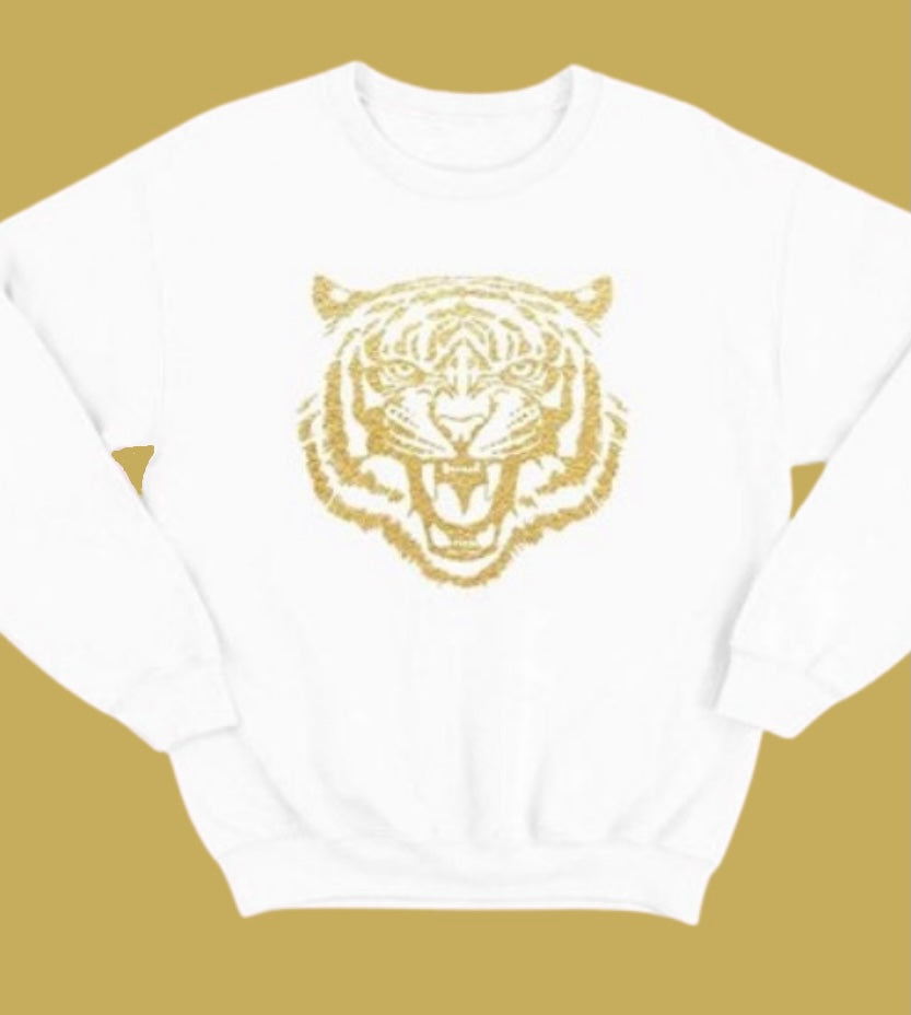 Golden Tiger Sweatshirt