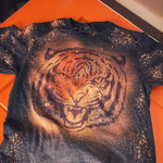 Eye of the Tiger Vintage Tee