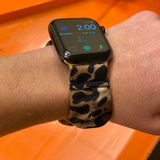Luxe Leopard Smart Watch Band