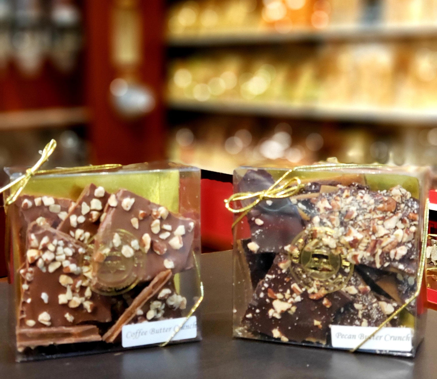 Belgian Chocolate Buttercrunch
