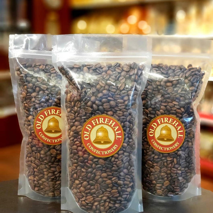 Old Firehall Fair-trade Coffee Beans Subscription