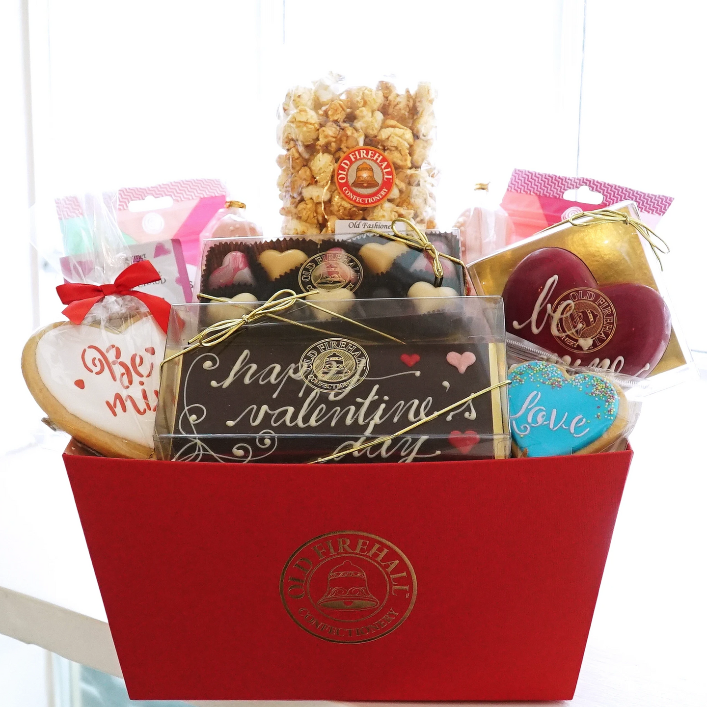 Lovers Gift Basket