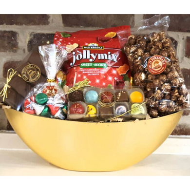 Sweet Expressions Gift Basket