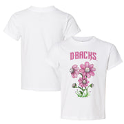 Arizona Diamondbacks Bloomin' Baseball Tee Shirt