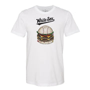 Chicago White Sox Burger Tee Shirt