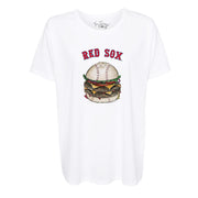 Boston Red Sox Burger Tee Shirt