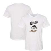 Chicago White Sox S'mores Snowman Tee Shirt