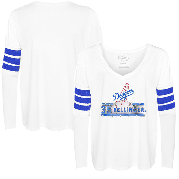 Los Angeles Dodgers Player Champions Long Sleeve Jalynne Jersey