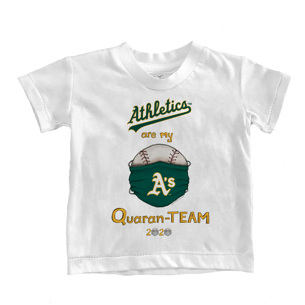 Oakland Athletics QuaranTEAM Tee Shirt