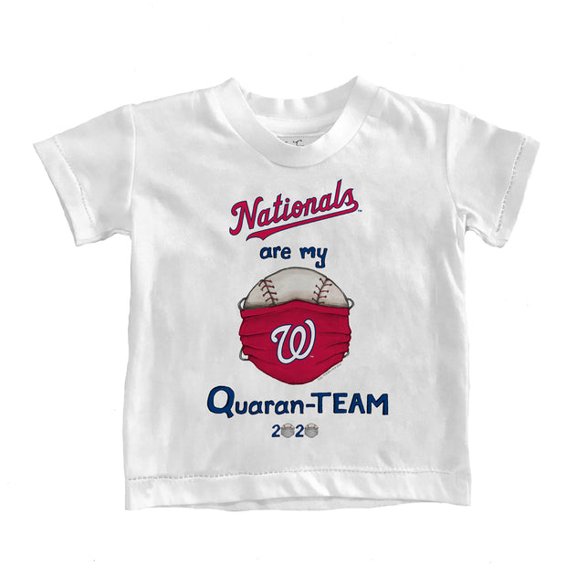 Washington Nationals QuaranTEAM Tee Shirt