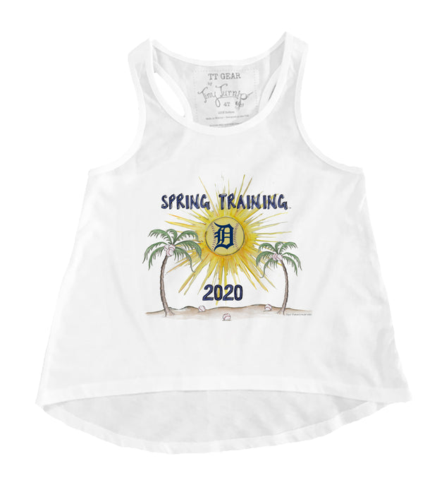 Detroit Tigers Youth 2020 Spring Training Aubri Tank
