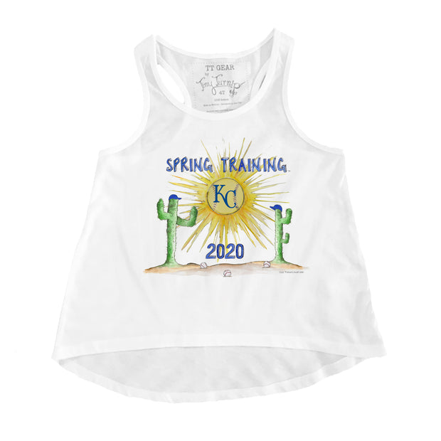 Kansas City Royals Youth 2020 Spring Training Aubri Tank