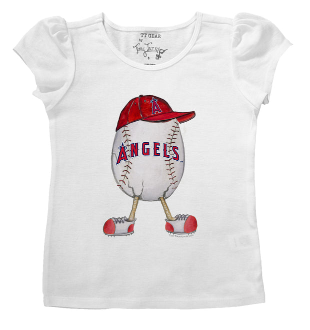 Los Angeles Angels The Egg Puff Sleeve Tee