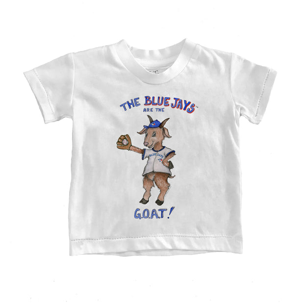 Toronto Blue Jays Toddler G.O.A.T! Tee