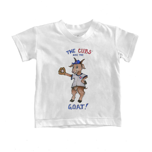 Chicago Cubs Youth G.O.A.T! Tee