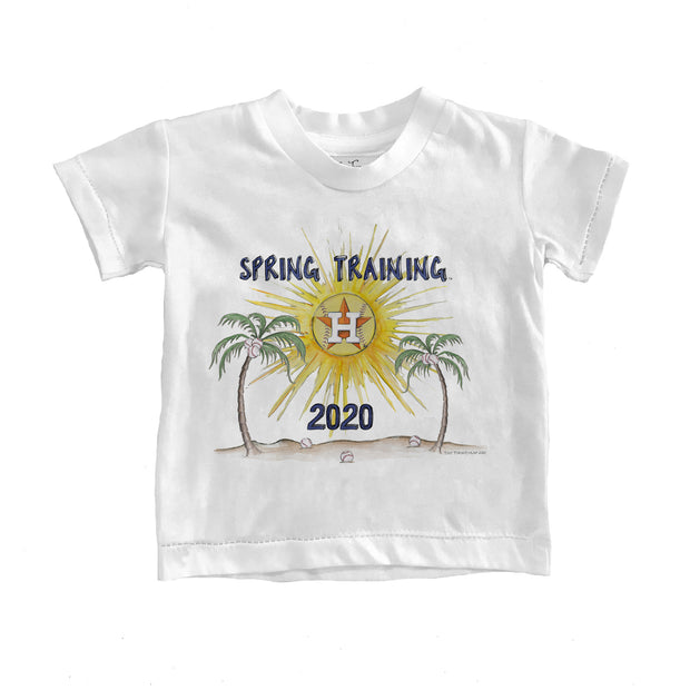 Houston Astros Youth 2020 Spring Training Tee