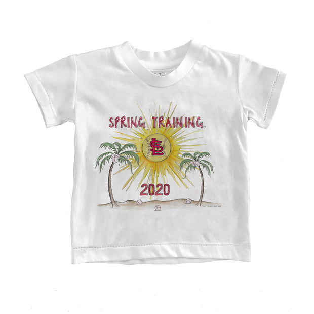 St. Louis Cardinals Youth 2020 Spring Training Tee