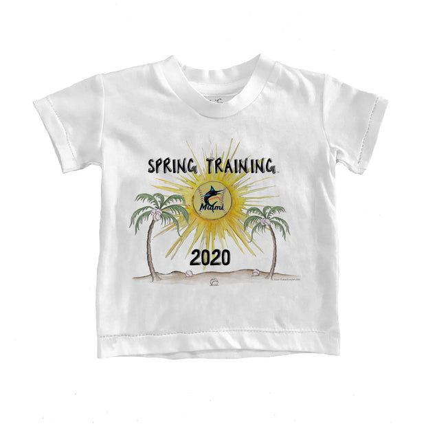 Miami Marlins Youth 2020 Spring Training Tee
