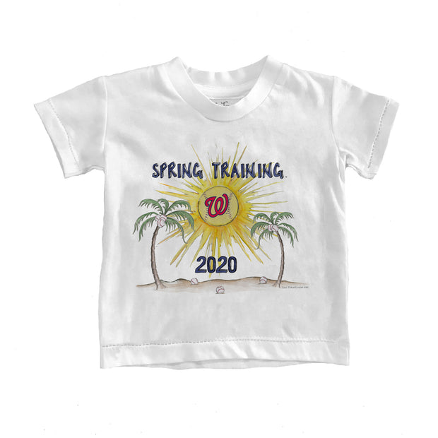 Washington Nationals Youth 2020 Spring Training Tee