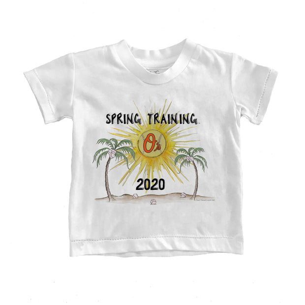 Baltimore Orioles Youth 2020 Spring Training Tee