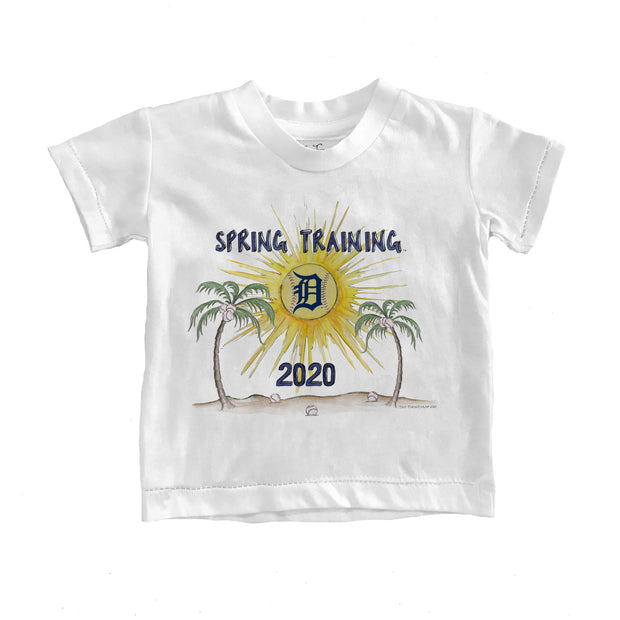 Detroit Tigers Toddler 2020 Spring Training Tee