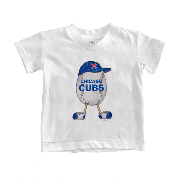 Chicago Cubs Youth The Egg Tee