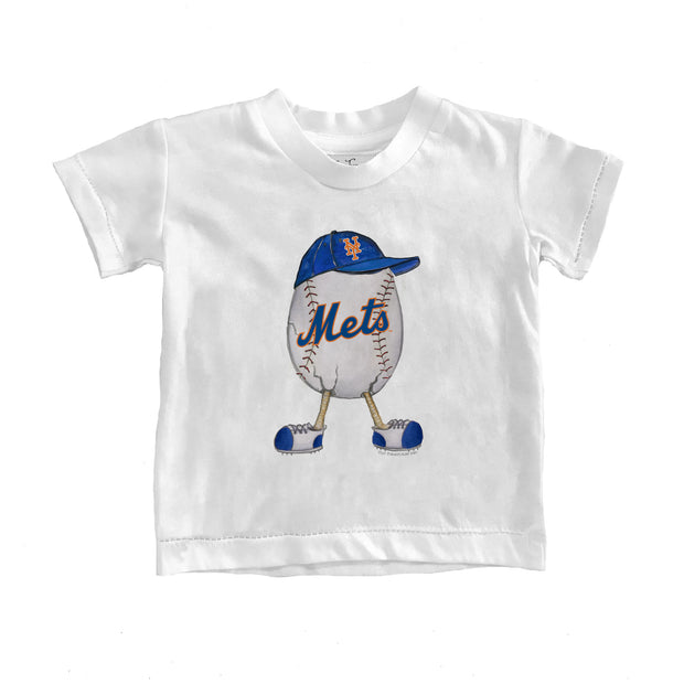 New York Mets Toddler The Egg Tee