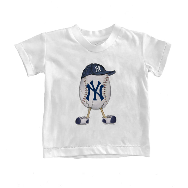 New York Yankees Toddler The Egg Tee