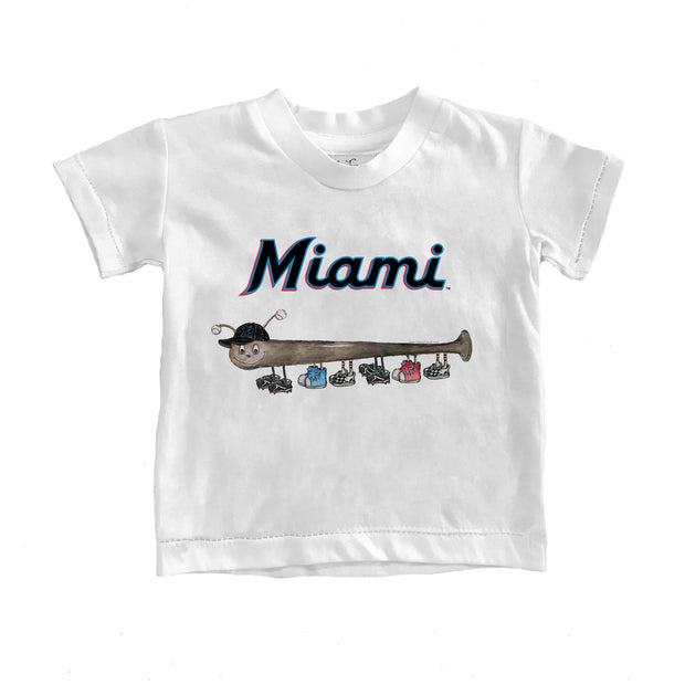 Miami Marlins Infant Batterpillar Tee