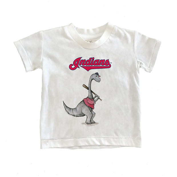 Cleveland Indians Youth Bronto Tee