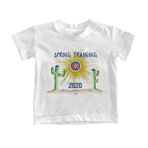 Chicago Cubs Youth 2020 Spring Training Tee