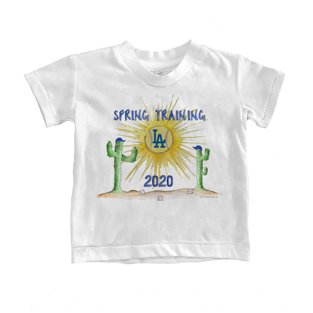 Los Angeles Dodgers Youth 2020 Spring Training Tee