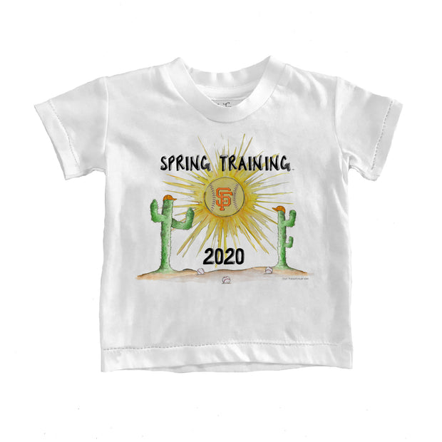 San Francisco Giants Toddler 2020 Spring Training Tee