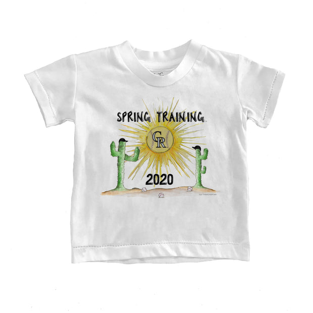 Colorado Rockies Youth 2020 Spring Training Tee