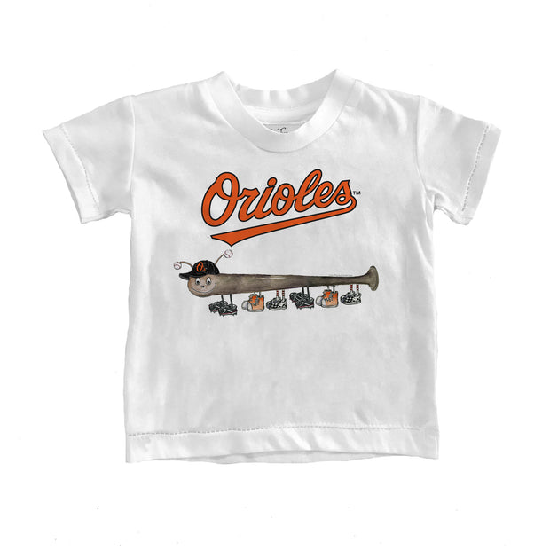 Baltimore Orioles Youth Batterpillar Tee