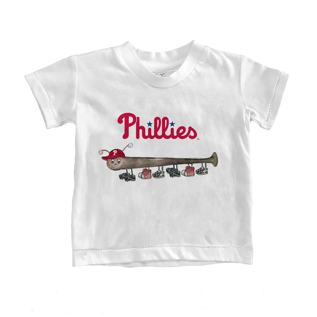 Philadelphia Phillies Youth Batterpillar Tee