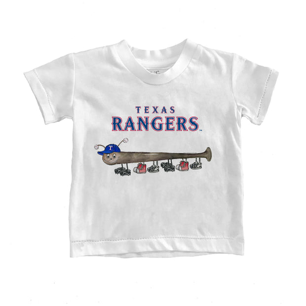 Texas Rangers Youth Batterpillar Tee