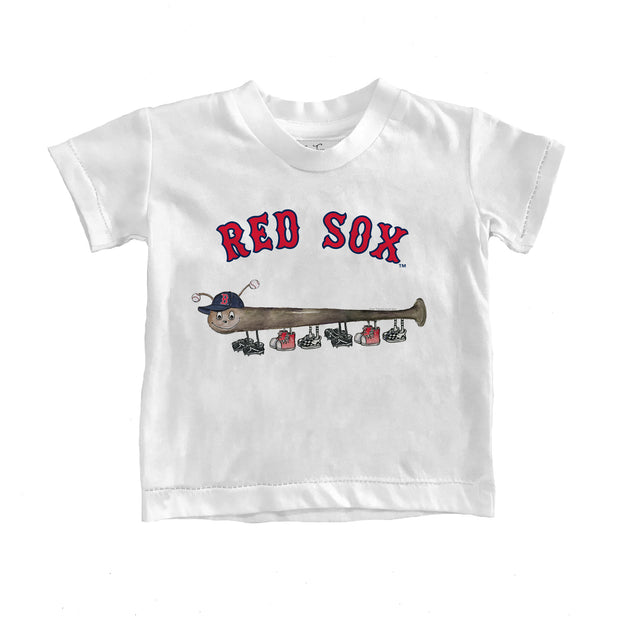 Boston Red Sox Youth Batterpillar Tee