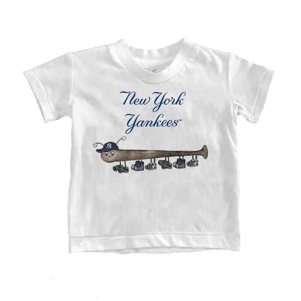 New York Yankees Toddler Batterpillar Tee