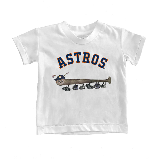 Houston Astros Toddler Batterpillar Tee