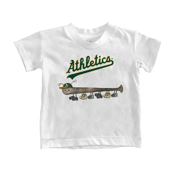 Oakland Athletics Infant Batterpillar Tee