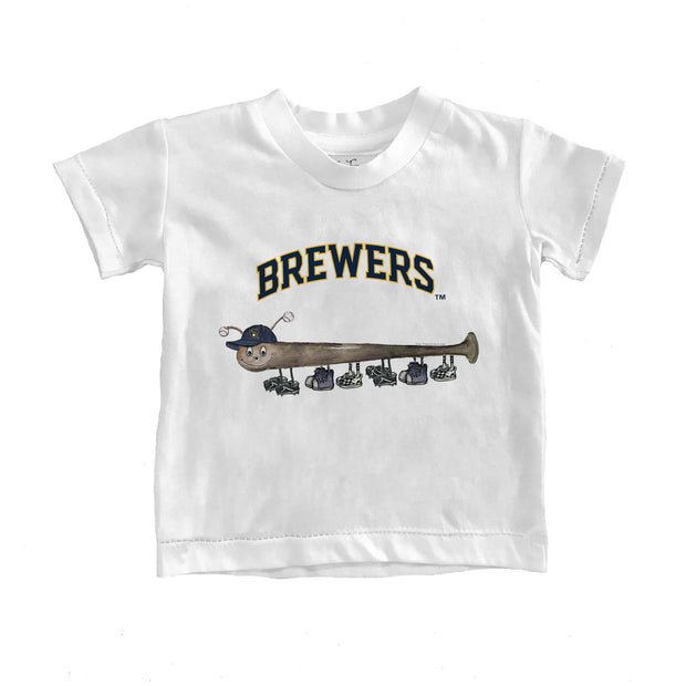 Milwaukee Brewers Infant Batterpillar Tee