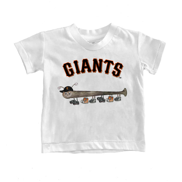 San Francisco Giants Toddler Batterpillar Tee