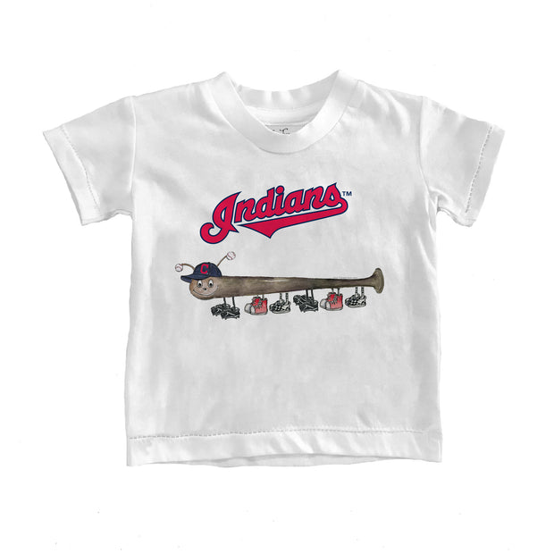 Cleveland Indians Infant Batterpillar Tee