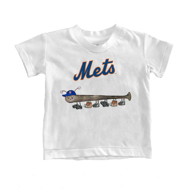 New York Mets Infant Batterpillar Tee